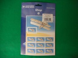 First Powered Flight Mint Stamp Sheet NH VF Original Package - $6.19