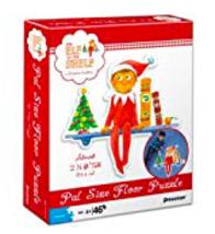 Elf on The Shelf Pal Size Floor Puzzle by Pressman Toys- 46 Pieces - $19.99
