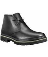 Mens Timberland Port Union Waterproof Chukka Boot - Black Leather, Size ... - $179.99