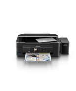 (US SELLER) NEW EPSON L485 4Color Wireless Ink Tank System ITS Printer C... - $294.49