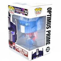 Funko Pop! Retro Toys Transformers Optimus Prime #22 Vinyl Action Figure image 2