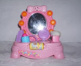 Fisher Price Laugh and Learn Magical Musical Mirror Vanity - Complete Set - $28.04
