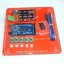 1pcs heatbed +1pcs Mega 2560 R3 + 1pcs RAMPS 1.4 Controller + 5pcs A4988... - $38.71