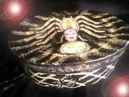 HAUNTED CHARGING BOX HALLOWEEN WAVING MAIDEN HEALING RECOVER COMPLETE MA... - $303.77