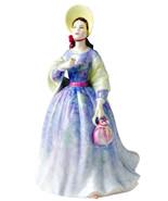 Royal Doulton Clare Pretty Ladies Petites Figurine HN5091 Best of Classics New - $148.90
