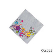 Glitzy Chicks Beverage Napkins  - $1.59