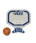 Outdoor Activity Sport Swimming Pool Multicolor Basketball with Utah Jaz... - $126.99