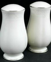 LENOX COURTYARD PLATINUM SALT AND PEPPER  -NEW 0806F - $68.30