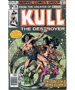 Kull The Destroyer Comic Book #26 Marvel Comics 1976 VERY FINE - $5.94
