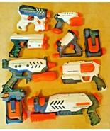 Nerf Super Soaker Water Gun Set 7 Guns - Includes magazines + 2 Extra Clips - $69.29