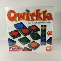 Qwirkle Board Game by Mindware - New & Sealed - Wodden Tiles, Mensa 2-4 ... - $29.02