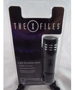 Lootcarate Exclusive The X Files Mini Led Flashlight 3.5 inches long - $9.89