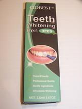 CIDBEST Teeth Whitening Pens (3) 2.5ml  - $9.99