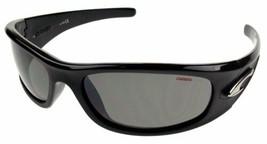 bae68a4e55f31 Carrera Sport Black Sunglasses Safilo Keramiko 9MZ UV Protection 60-18-130  Case -