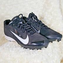 Nike Vapor Strike MCS Baseball Cleats Style 535598-010 Size 7.5 - $19.49