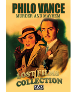 PHILO VANCE LOST FILMS COLLECTION - $29.98