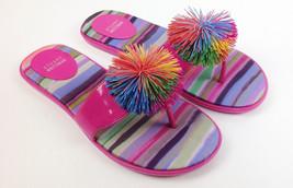 Stuart Weitzman Static Slides Sandals Shoes size 1 - $29.69