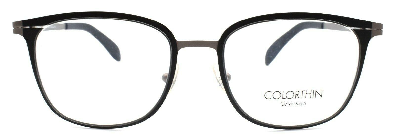 Calvin Klein CK5425 001 Women's Eyeglasses Frames 50-18-135 Black ITALY