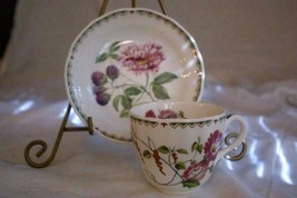 Spode Victoria Cup And Saucer Set - $19.40