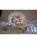 Spode Victoria Cup And Saucer Set - $17.63