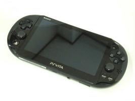 SALE USED PlayStation Vita Wi-Fi Console System PCH-2000 Black PS Vita - $154.93 CAD