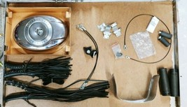 Harley Davidson misc used parts see pics. Air cover ? Tassels  - $47.49