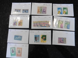 G37 LOT of stamps Libya 1974 UPU 1955 Postal Union 1973 LAR '63 Gateway ... - $11.63