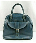 1970s Vintage Retro American Tourister Mid Century Blue Travel Bag Carry On - $49.00