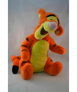 "Disney World Winnie the Pooh Tigger Plush Toy  Stuffed Animal Large 18"" - $9.85"