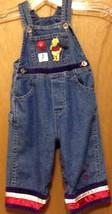 overalls blue jean  6 months Girls by Disney - $3.95