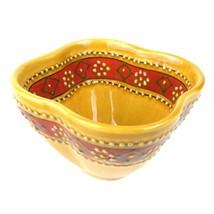 Hand-painted Dip Bowl in Honey - Encantada - €16,91 EUR