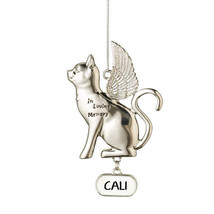 Memorial Cat Ornament - $16.95