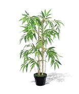 """Artificial Bamboo Plant """"Twiggy"""" with Pot 35"""" - $50.98"""