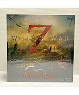 New World War Z: The Board Game Movie University Games Zombies Apocalyps... - $15.83