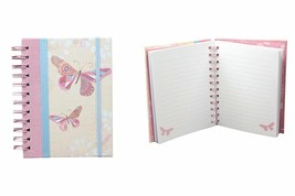 """""""Elora"""" Spiral Bound Journal - 130 Ruled Pages. Daily Notebook Journal S... - $9.77"""