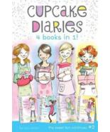 Cupcake Diaries 4 in 1 Book 2 : Katie, Batter Up!; Mia's Baker's Dozen; ... - $8.99