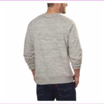 Champion Men's Textured French Terry Crew Sweatshirt image 2