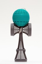 Catchy Air Kendama Aqua Teal and Gray From The YOYOFACTORY - $9.99