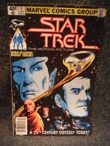 Star Trek The Motion Picture # 1 ( April 1980, Marvel ) - $14.39