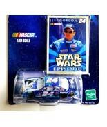 NEW Star Wars Episode 1 Winner's Circle NASCAR #24 Jeff Gordon 1:64 Diec... - $8.33