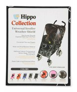Hippo Collection Universal Stroller Weather Shield - Black one Size - $31.03