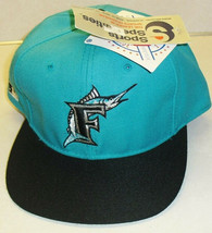 Florida Marlins vIntage 90s sports specialties fitted hat sz 7 5/8 mlb - $24.99