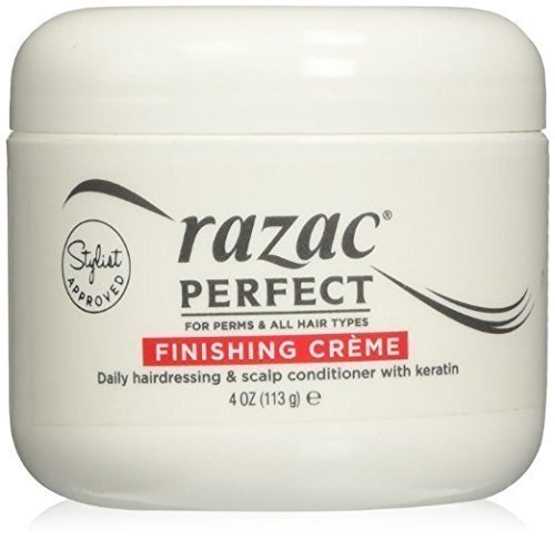 Primary image for Razac Perfect For Perms Finishing Creme size: 8oz by Razac