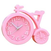 George Jimmy Cute Student Alarm Clock Stylish Silent Bedside Alarm Clock #1 - $17.03
