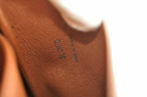 LOUIS VUITTON Monogram Cartouchiere GM Shoulder Bag M51252 LV Auth ar1643 image 12