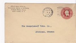 WILLCOX, PECK & HUGHES NEW YORK, NY MAY 4, 1917 - $1.98