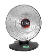 new1 Greenmade The Heat Machine Parabolic Space Heater 1000 watts open box - $1.658,58 MXN