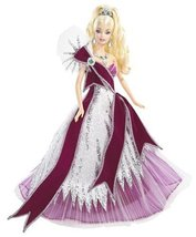 Barbie Collector Holiday 2005 Doll Designed by Bob Mackie - $40.00