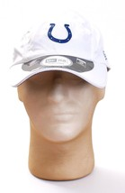 New Era NFL Indianapolis Colts White Training Running Cap Hat Adult One Size NWT - $29.99