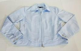 Ralph Lauren Golf Cropped Windbreaker Full Zip Jacket Women Size Small P... - $18.69